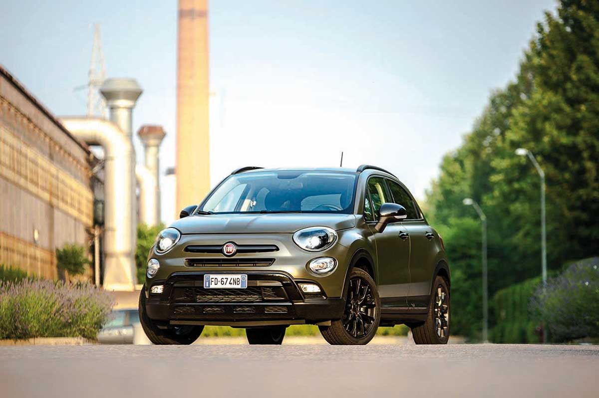 fiat 500x une s design pour plus de sportivit. Black Bedroom Furniture Sets. Home Design Ideas