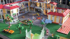 Visé : Expo-Bourse Playmobil