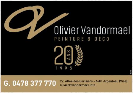 Olivier Vandormael
