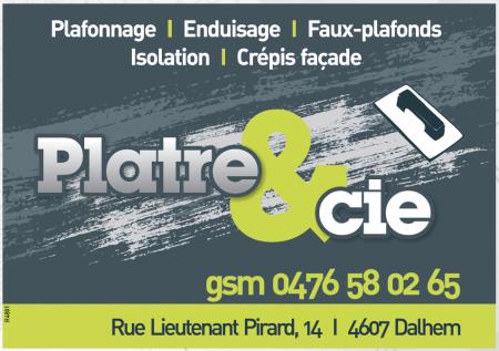 Plâtre & Cie