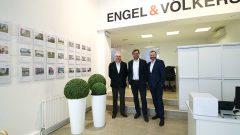 Liège : une nouvelle équipe à la tête de l'agence immobilière Engel & Völkers