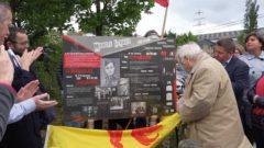 Hommage : Marcel Levaux  à son Square