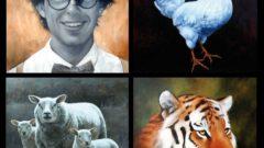 EXPOSITION  Dany SALME – Peintures