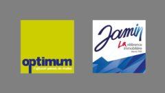 Les agences JAMIN (Visé) et OPTIMUM (Liège) unissent leurs forces