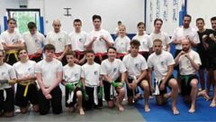 Jiu-Jitsu KickBoxing Club Visétois
