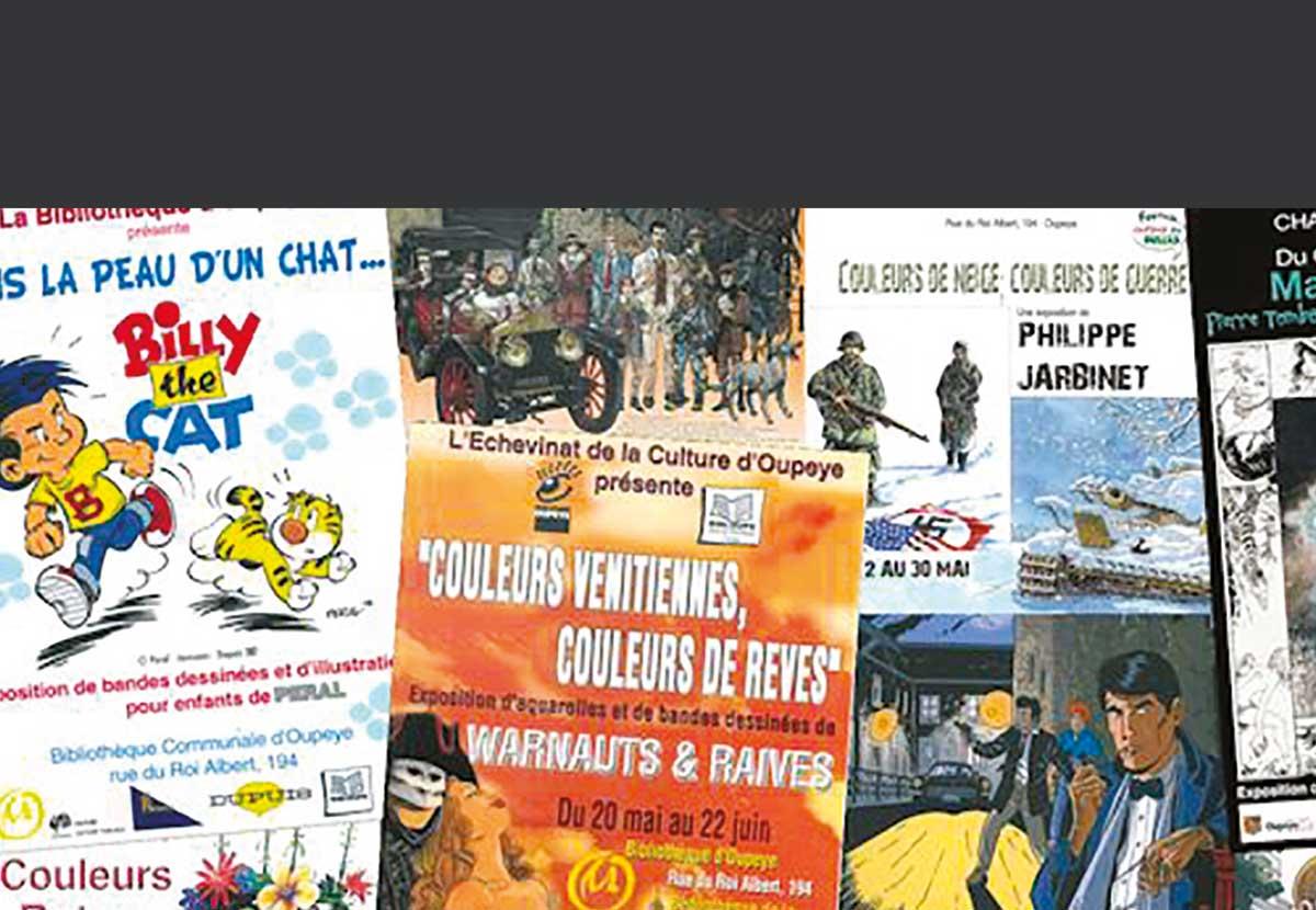 UNE EXPO VIRTUELLE ! Rétrospective 2005-2020 en affiches