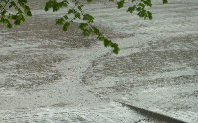 Inondations en province de Liège : déclenchement d'une phase provinciale de crise.